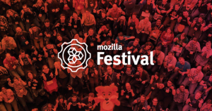 Come and visit us at Mozfest London!